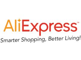 Rabatt på AliExpress